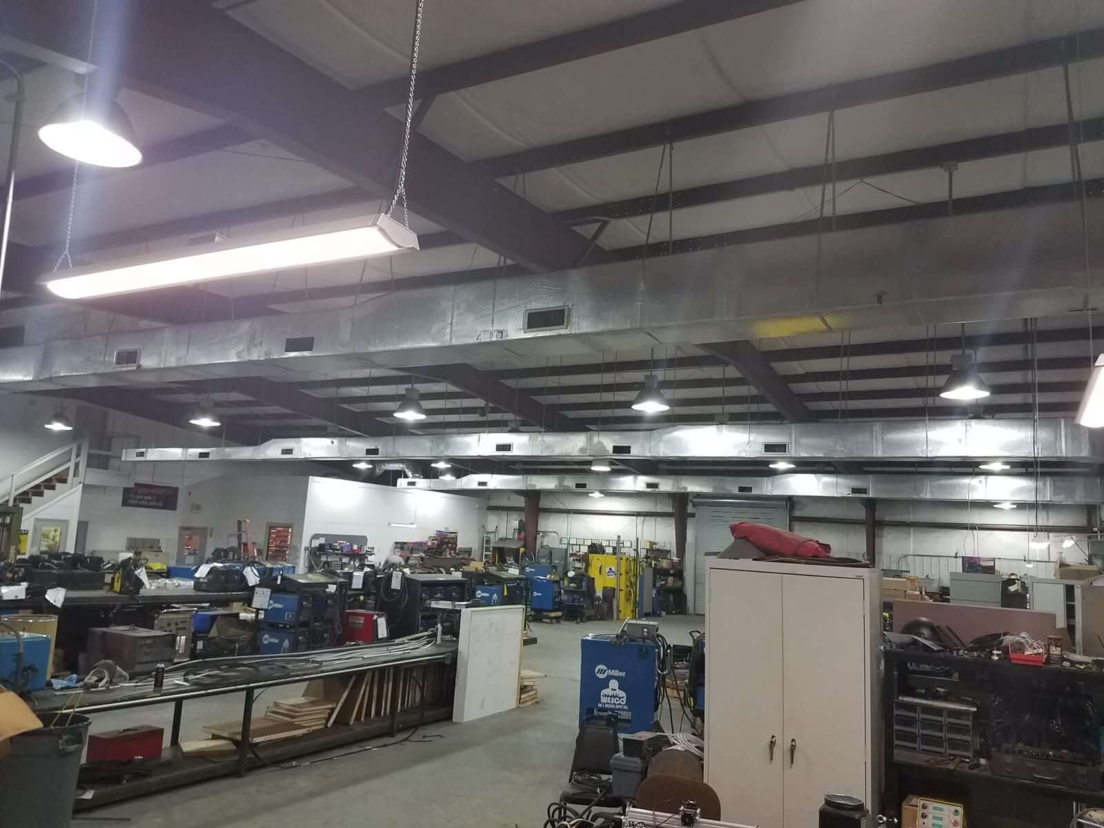 Wesco Gas & Welding Supply, Inc.: LED Fixture Replacement