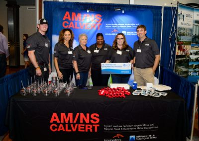 Jennifer Denson - AM-NS Calvert Booth