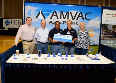 Jennifer Denson - AMVAC Booth