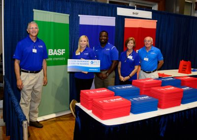 Jennifer Denson - BASF Booth
