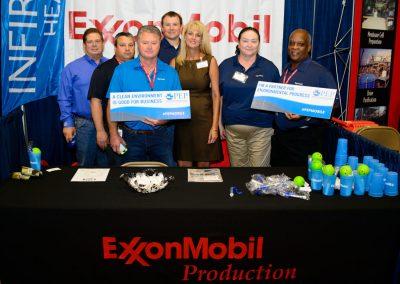 Jennifer Denson - ExxonMobil Booth