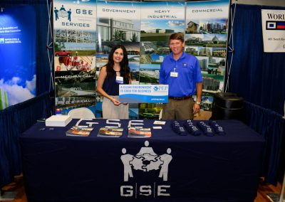Jennifer Denson - GSE Booth