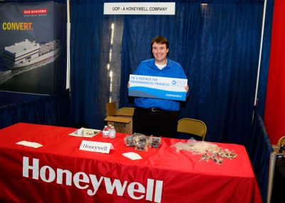 Jennifer Denson - Honeywell UOP Booth