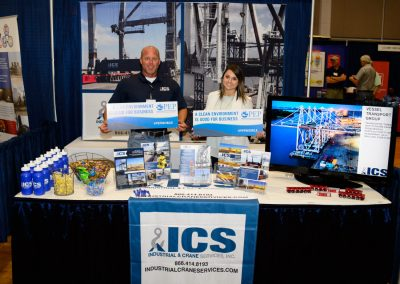 Jennifer Denson - ICS Booth