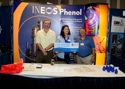 Jennifer Denson - INEOS Booth