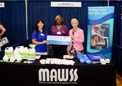 Jennifer Denson - MAWSS Booth