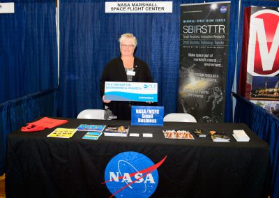 Jennifer Denson - NASA Booth