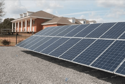 Hargrove Engineers + Constructors: Solar Panel Integration Pilot Project