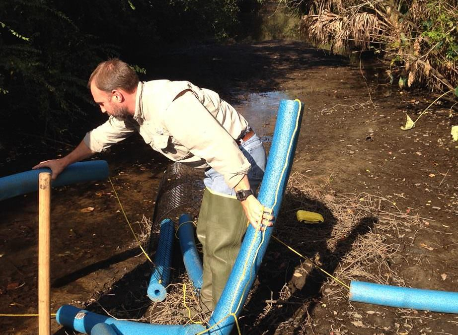 Tackling Trash with Small Stream Litter Devices