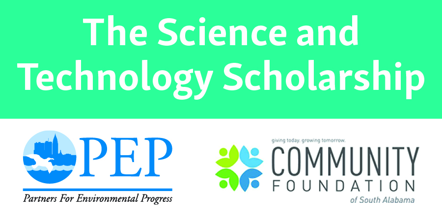 PEP Science & Technology Scholarship Recipient Announced