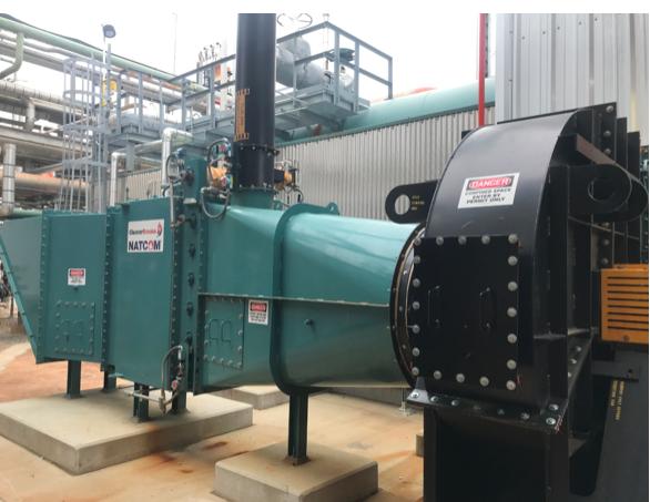 BASF Boiler 3