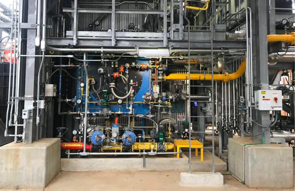 BASF Boiler