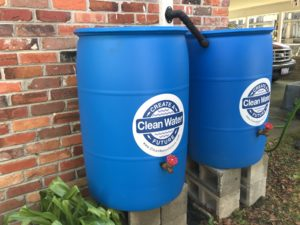 Soterra Rain Barrel Initiative