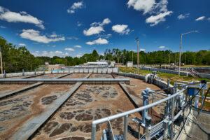 Wolf Creek Water Treatment Facility renovations