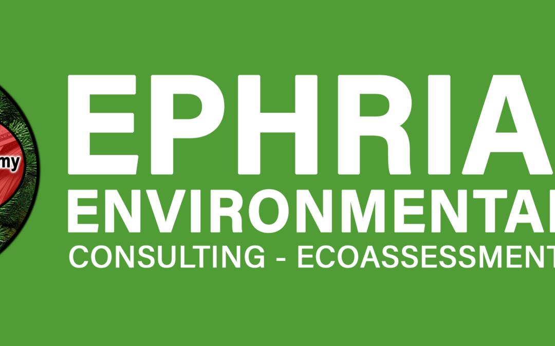 Ephriam & Associates Environmental Consulting, LLC – Rain Barrel Program
